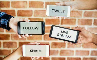 efectele social media pentru seo