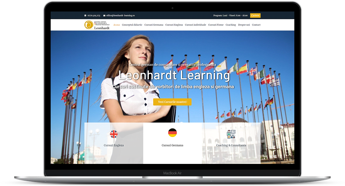 Leonhardt Learning